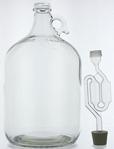 Home Brew Ohio Glass Wine Fermenter