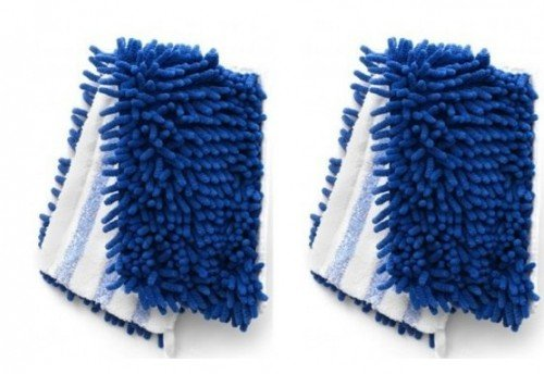 Replacement Ocedar Dual Action Microfiber Mop Refill For O