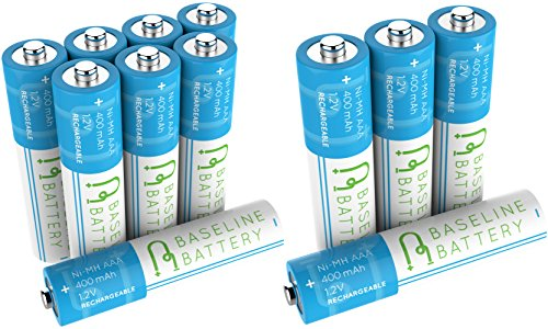 Geilienergy Nimh Aa 600mah 1 2v Rechargeable Batteries For