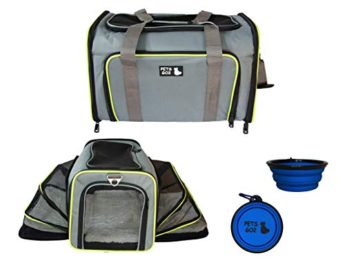 Pets Go2 Pet Carrier For Dogs Amp Cats Best Airline